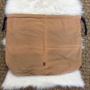 Louis Vuitton duffle dust vintage bag